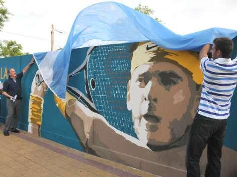 DelPo Mural Tandil