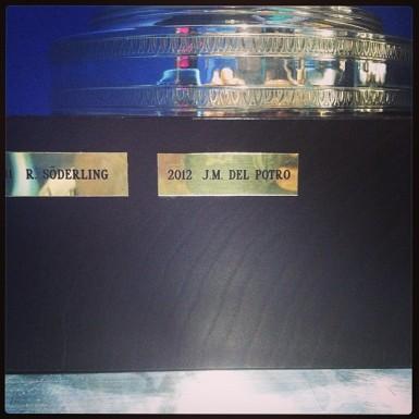 2012 Marseille trophy